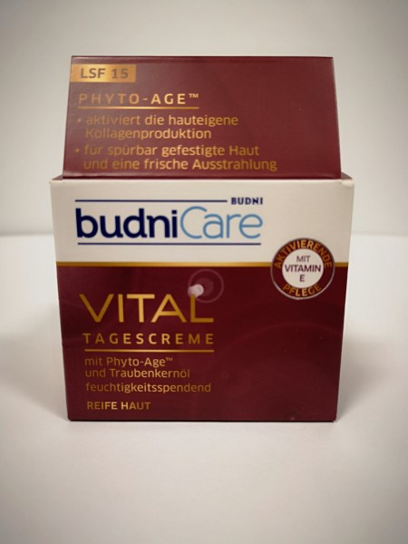 B.care Vital Tagescreme 50ml