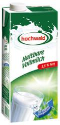 HW H-Milch 3,5% 1L, GVO-frei