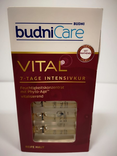 B.care Vital 7 Tage Intensivkur 7x2ml