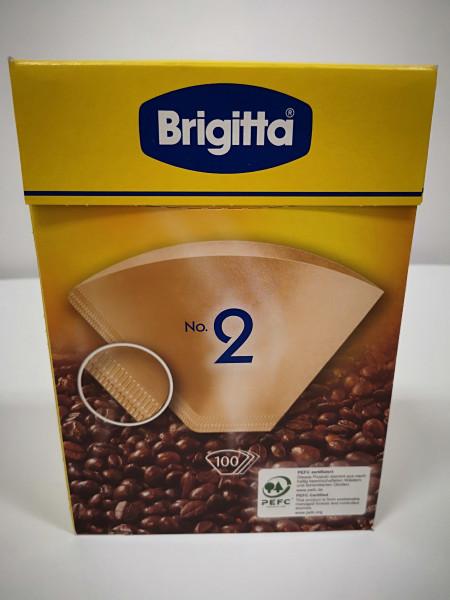 Brigitta Filtertüten Gr.2 100er