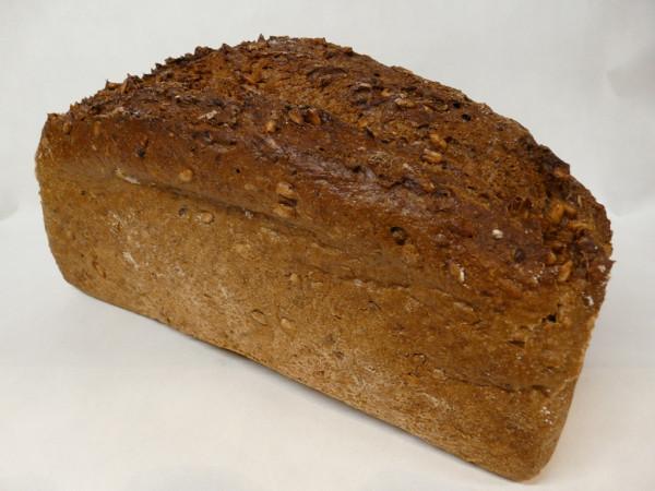 Rheinländer Kasten 1.000 g (Malzbrot) Bäckerei Leist