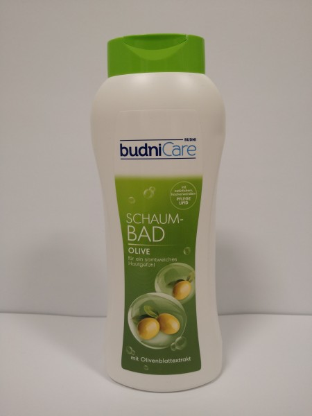 B.care Schaumbad Olive 750ml