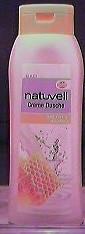Natuvell Cremedusche 300ml Milch&Honig