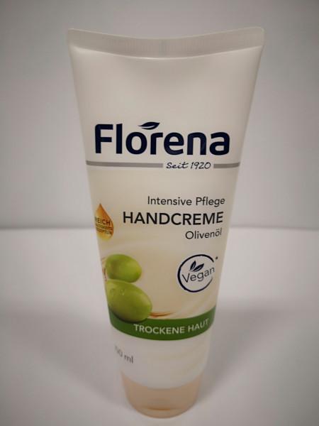Florena Handcreme Bio Olivenöl 100ml