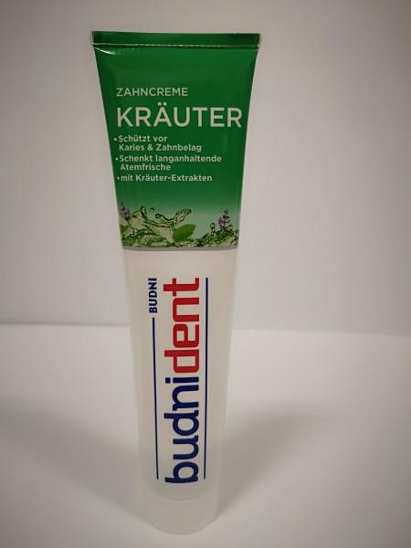 B.dent Zahncreme Kräuter