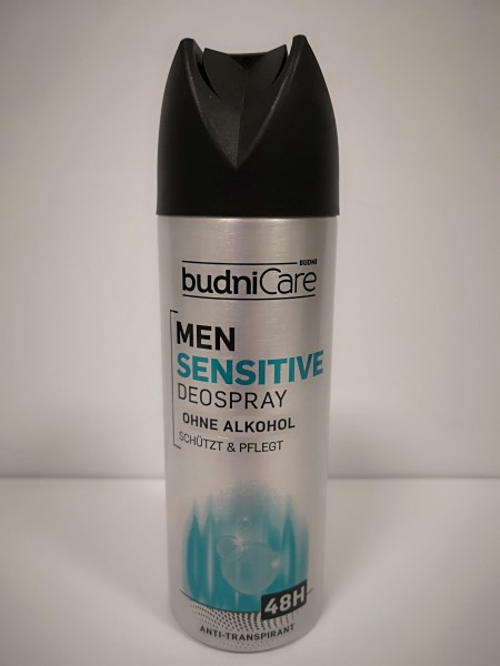 B.care Men Deo Spray Sensitive 200ml