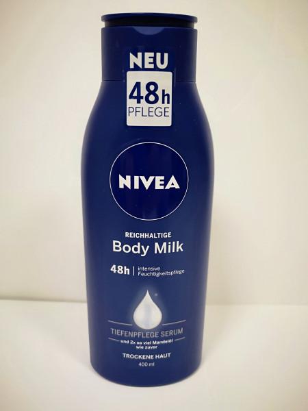 Nivea Body Reichhaltige Milk 400ml