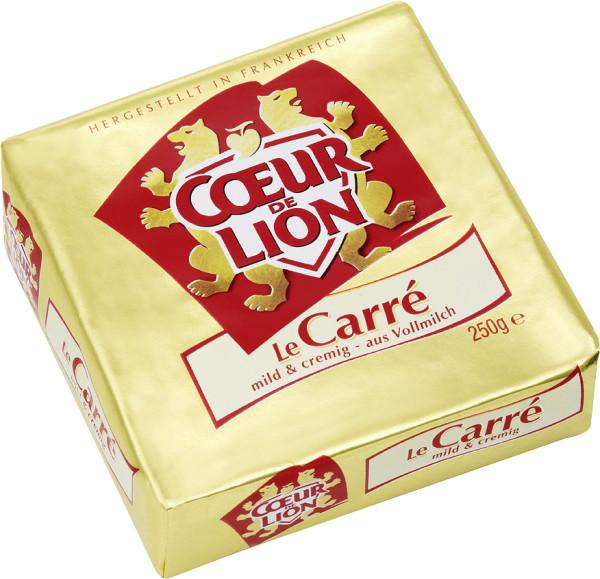 Coeur de Lion Le Carré 250g