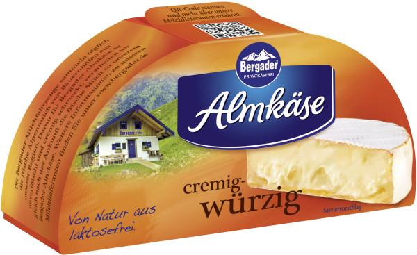 Bergader Almkäse Cremig/Würzig 175g