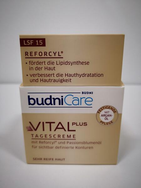 B.care Vital+Tagescreme Sehr reife Haut 50ml