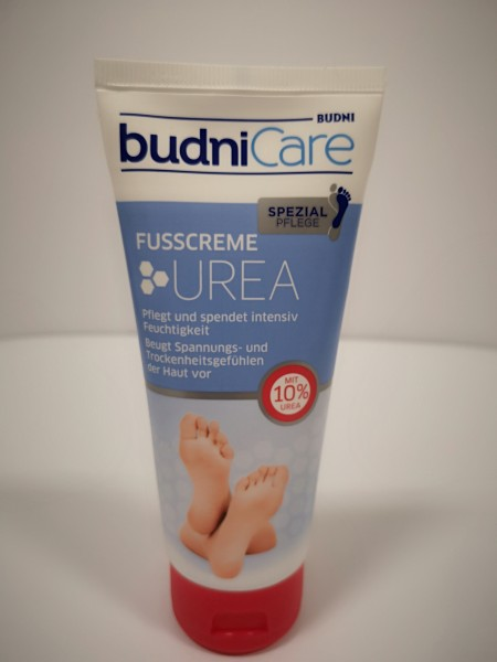B.care Fußcreme Urea 100ml