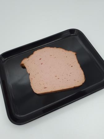 Fleischkäse Scheibe dick zum backen ca. 150g Wendelinushof
