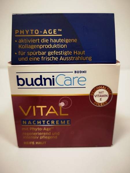B.care Vital Nachtcreme 50ml