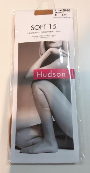 Hudson Kniestrumpf Soft 15 35-38, 39-42,