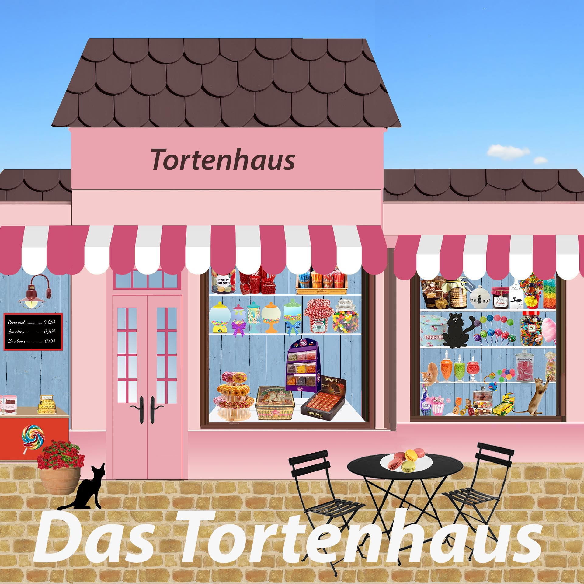 Tortenhaus